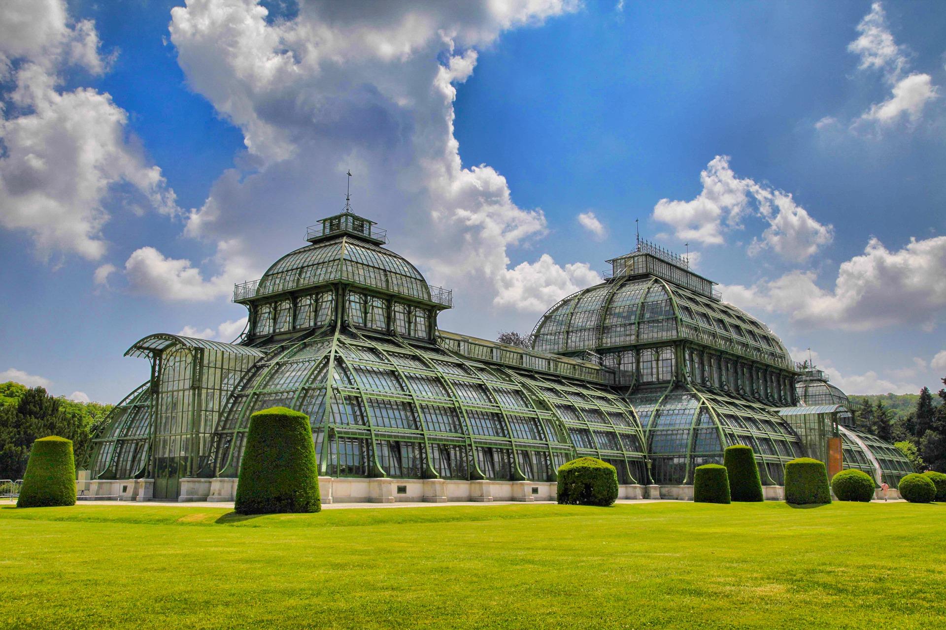 Palmenhaus Schönbrunn, Foto: robertprax/Pixabay