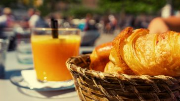 Frühstück im Freiehn