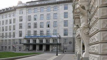 Gebäude der Österreichischen Postsparkasse
