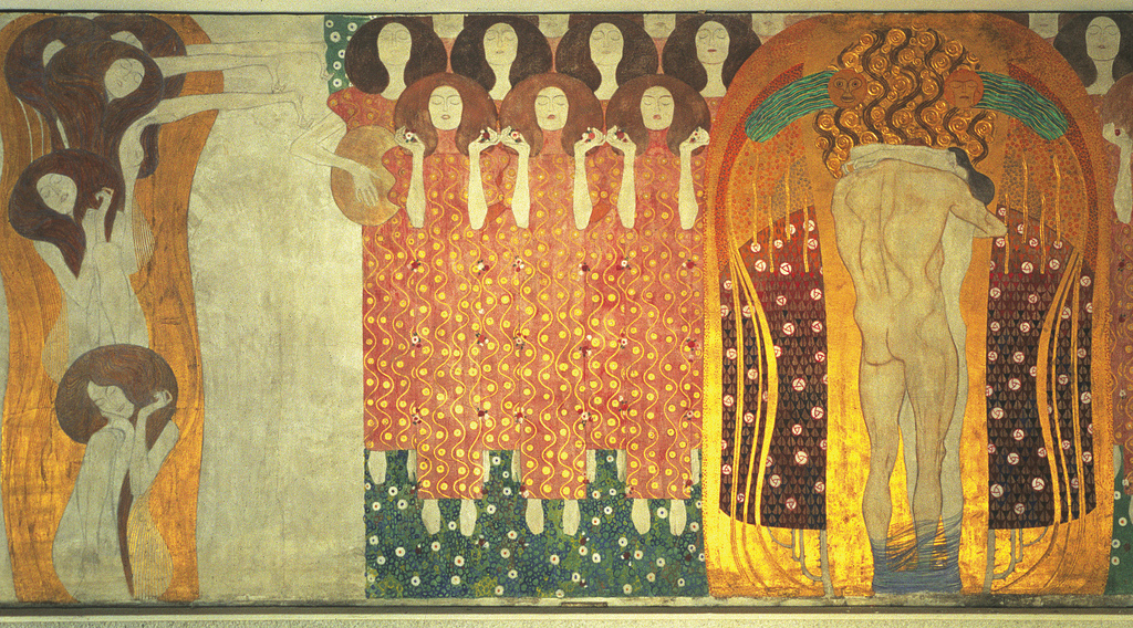 Beethovenfries / Gustav Klimt