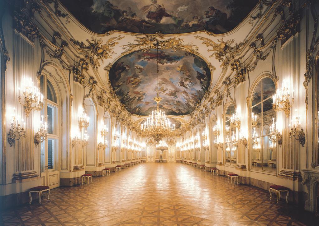 Große Galerie im Schloss Schönbrunn