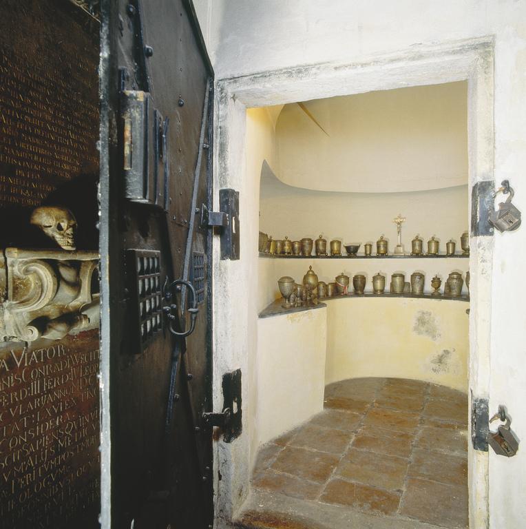 Herzgruft der Habsburger, Augustinerkirche