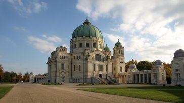 Karl-Borromäus-Kirche nach Max Hegele
