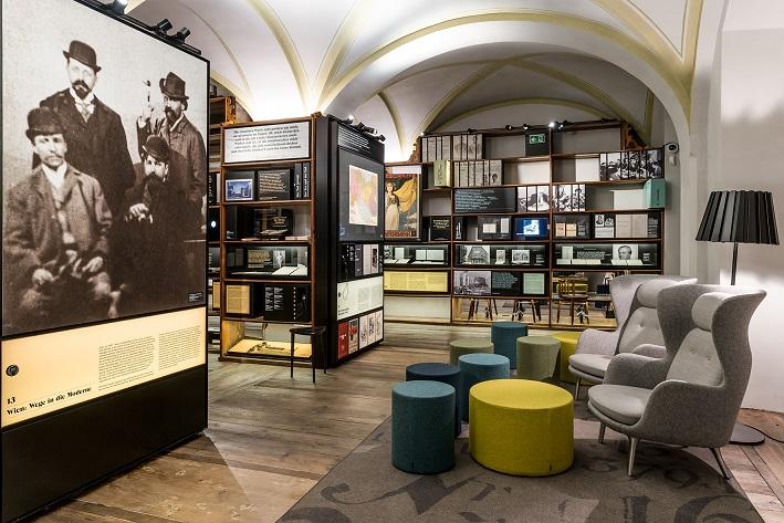 Literaturmuseum im Grillparzerhaus