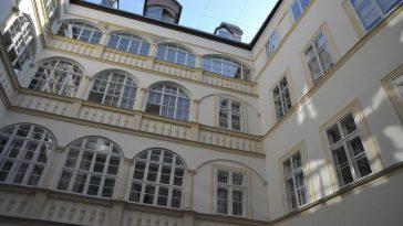 Innenhof der Bäckerstraße 7 (1. Bezirk)