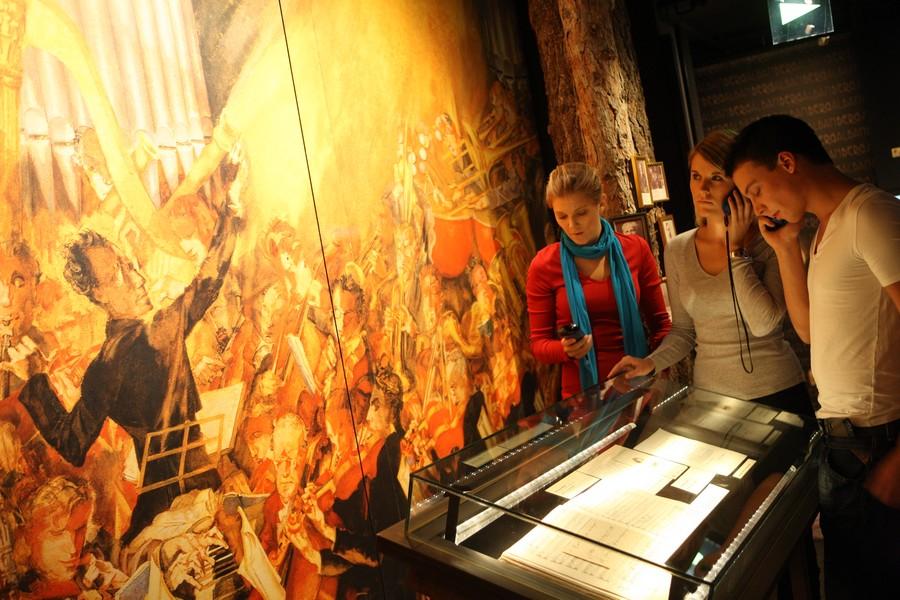 Geschichtlicher Rückblick zu den großen Meistern