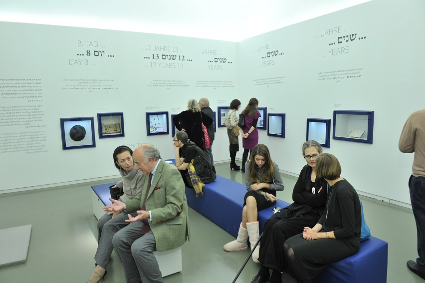 Atelier des jüdischen Museums
