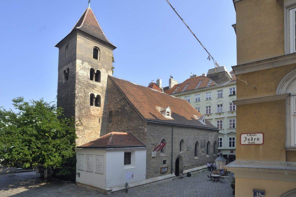 Außenansicht der Ruprechtskirche