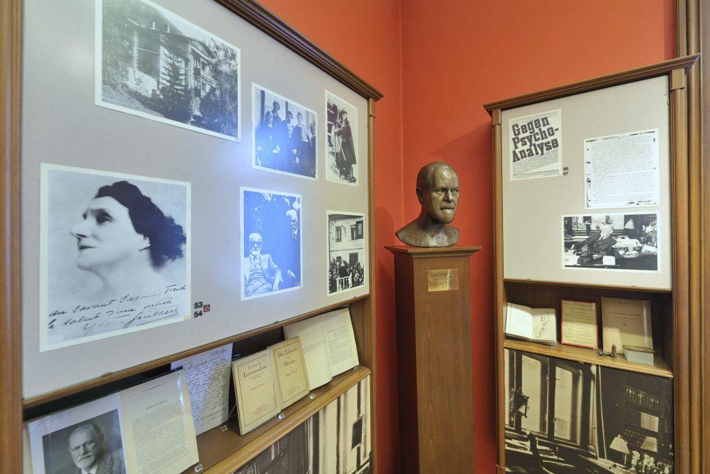 Details über die Person Sigmund Freud
