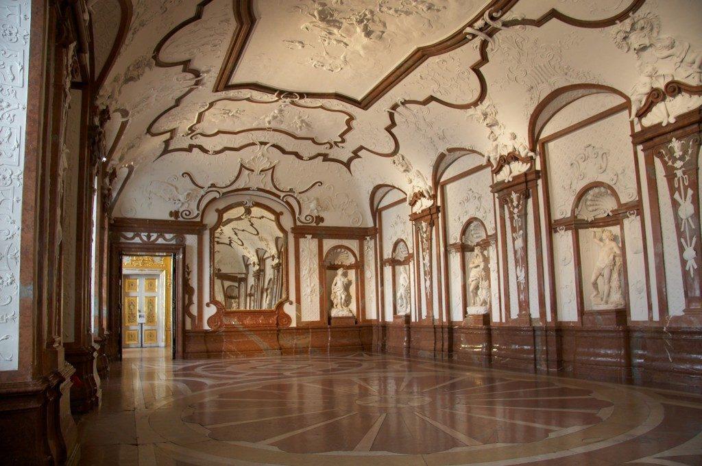 Marmorgalerie im Unteren Belvedere