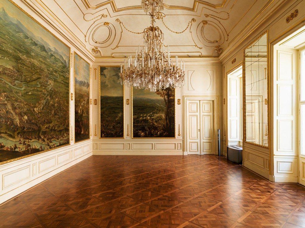 Schlachtenbildersaal im Winterpalais
