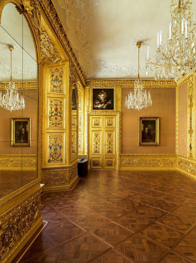Gelber Salon im Winterpalais