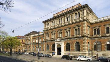Außenansicht des Museums für angewandte Kunst