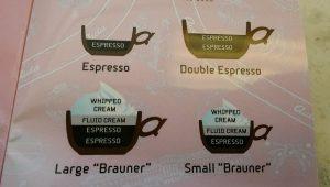 Espresse, Double Espresso