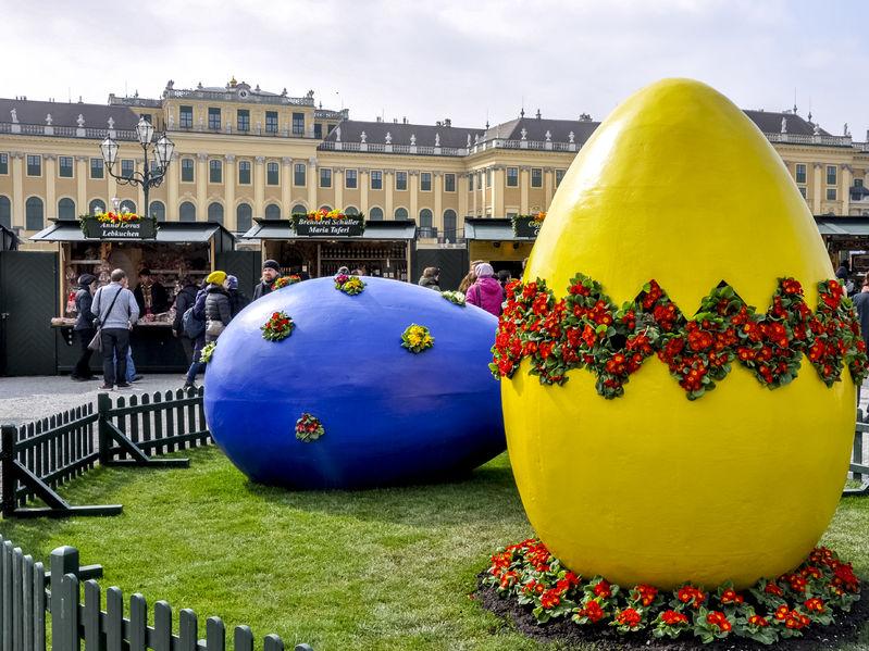 Wien Ostern