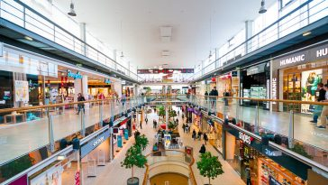 danube center shopping mall (donau zentrum)