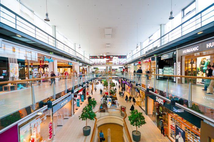 danube center shopping mall (donau zentrum)