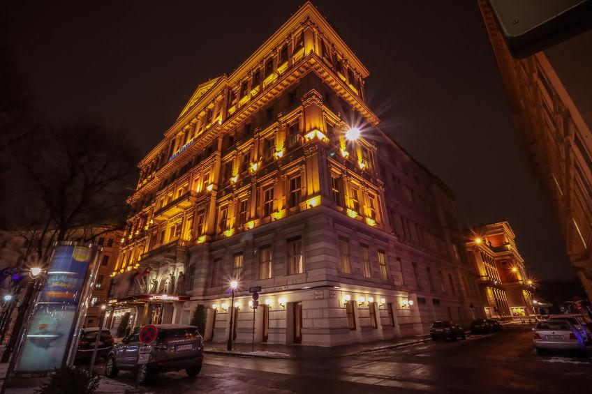 Außenansicht Hotel Imperial