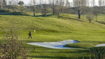 Golf course, Austria, Vienna, 10. district, Wienerberg