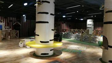 Ikea Kinderparadies in der Shoppingwelt SCS