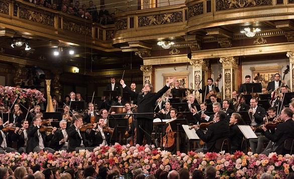 Neujahrskonzert 2018 mit Riccardo Muti