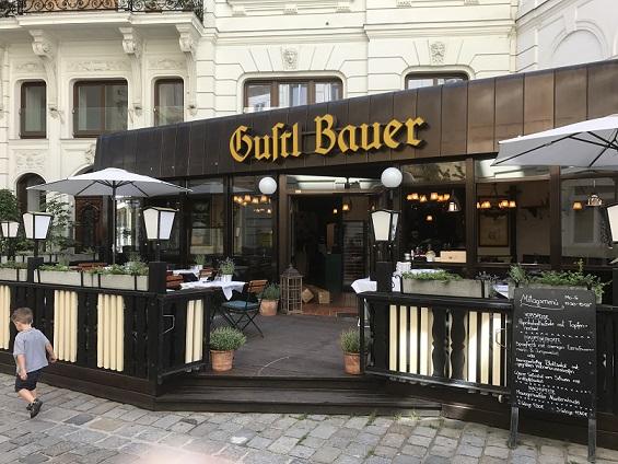 Wiener Wirtshaus Gustl Bauer