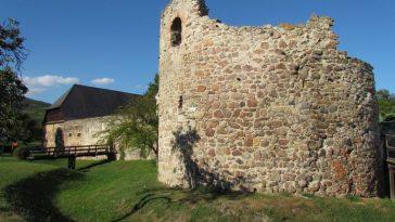 Römischer Turm des Limes in Mautern