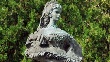 Sisi Statue in Wien